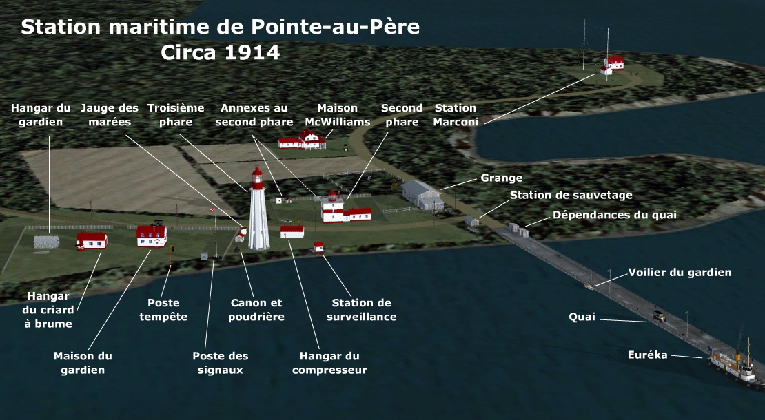 pointe au pere single men The site historique maritime of pointe-au-père, in the lower st-lawrence, offers the visit of a submarine enter the onondaga (90 meters) whose audio guided visit plunges you into the.